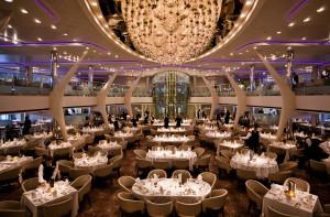 Grand Epernay Restaurant Celebrity Eclipse