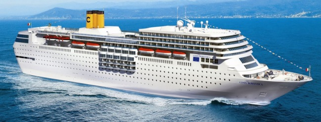 Costa Cruises Romantica