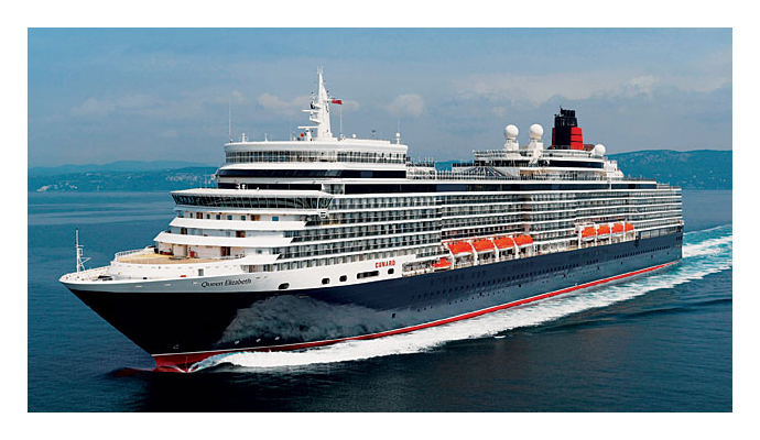 Cunard Queen Elizabeth - Cruise Reviews