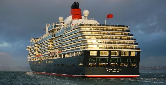 Cunard Queen Victoria Room Service Menu