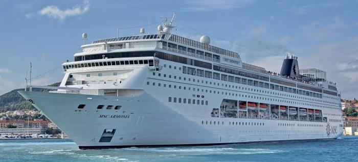 MSC Armonia  Cruise Reviews