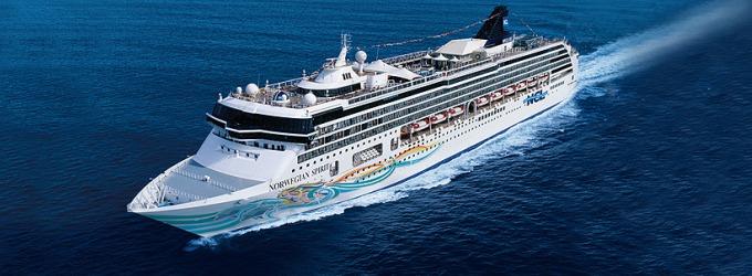 Norwegian Spirit Ship