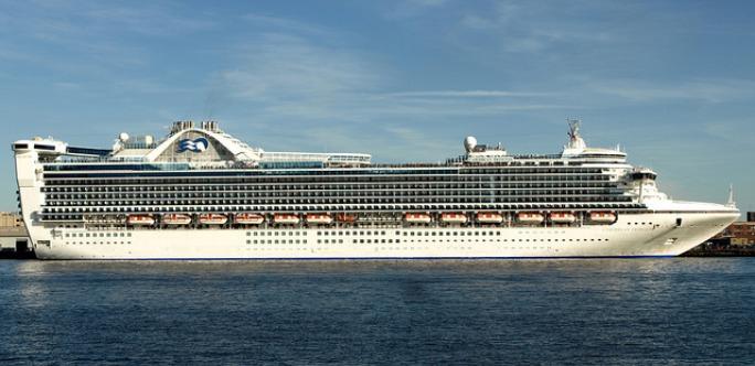 Caribbean Princess Ship