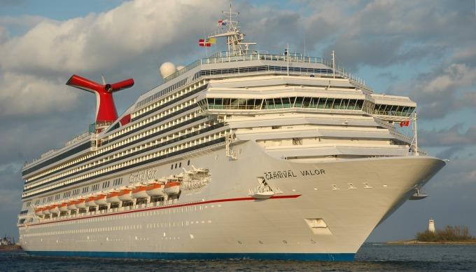Carnival Valor Ship