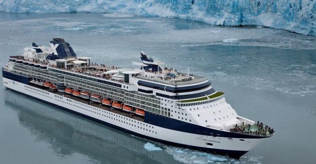 Celebrity Millenium Alaska Cruise