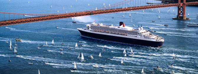 Cunard Queen Mary 2