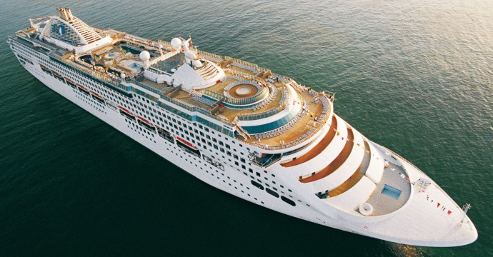 Sun Princess (Ship)