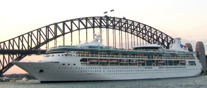 Rhapsody Of The Seas Ship